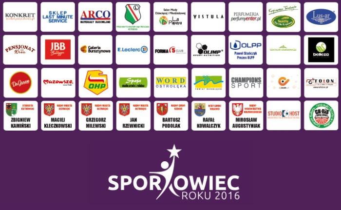 Sportowiec 2016